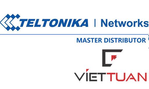 Nhà phân phối Teltonika Networks tại Việt Nam